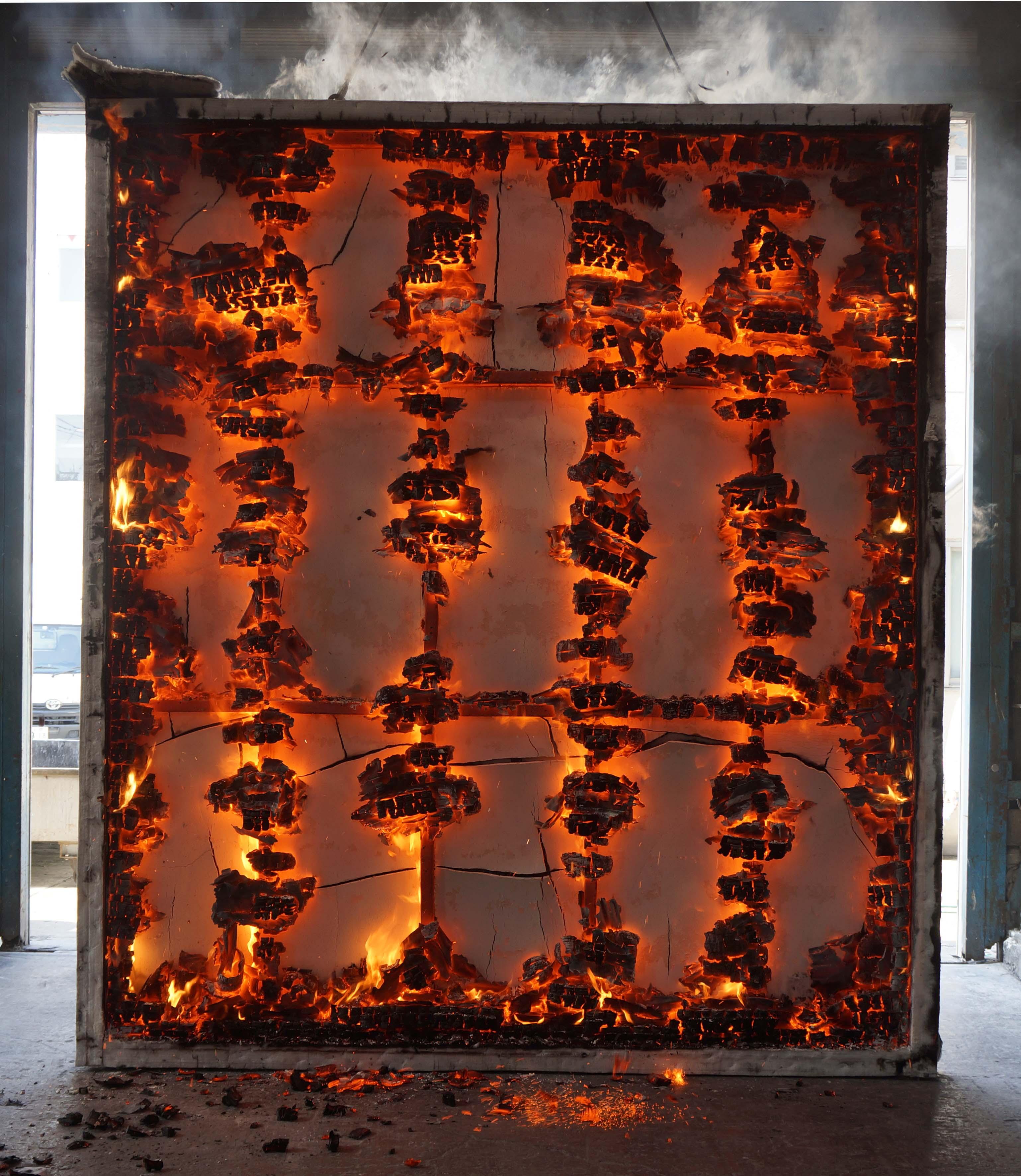 ウエスタンレッドシダ―外装材45分間仕切壁・外壁準耐火構造