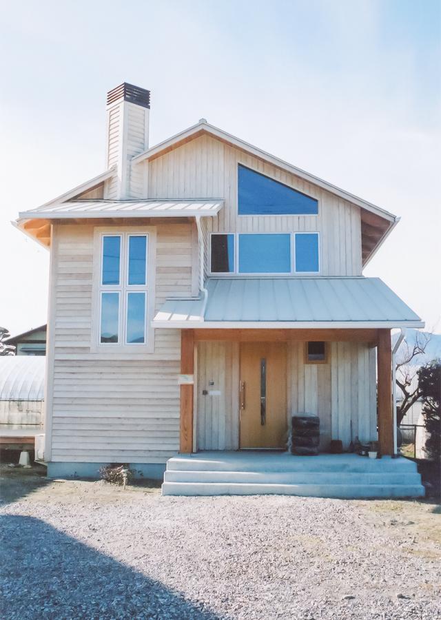 松本羽生田邸