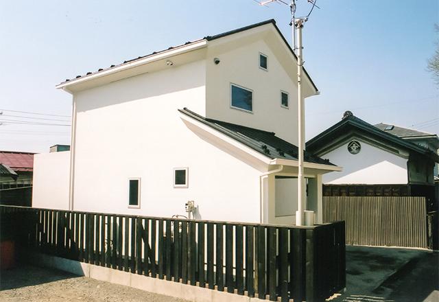 岡谷小島邸