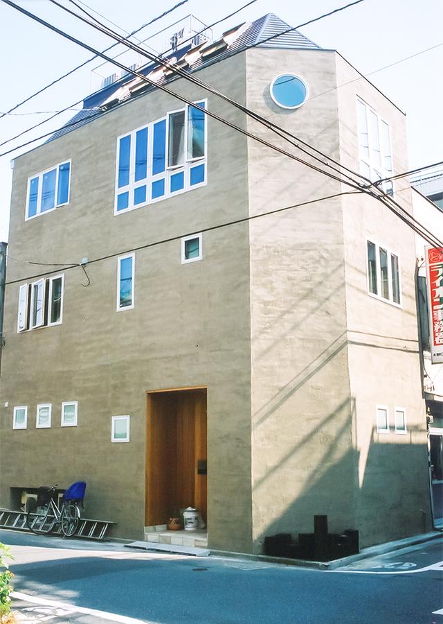 台東区武田邸