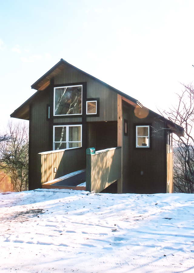 八ヶ岳片山邸